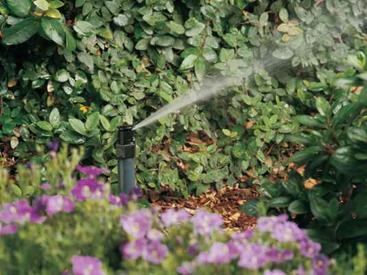 Rain Bird - 4 ft x 30 ft. Shrub Nozzle - Side Strip Pattern