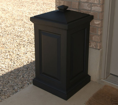 Mayne - Berkshire Storage Bin - Black