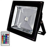 Dabmar Lighting DF-LED5964-B/MC Cast Aluminum LED Flood Light in Black