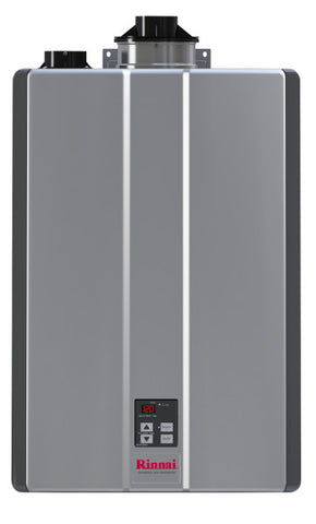 Rinnai Sensei RUR199iN Indoor Natural Gas Condensing Tankless Water Heater