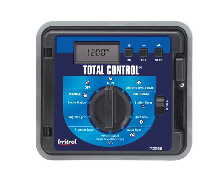 Irritrol TC-9EX-R 6 -Station Outdoor Controller