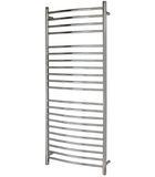 WarmlyYours - Vida Towel Warmer, Polished, Hardwired, 21 Bars