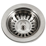 Houzer - Houzer 190-9180 3.5-Inch Basket Strainer - Default Title - Accessory - Strainer/Stopper  - Big Frog Supply