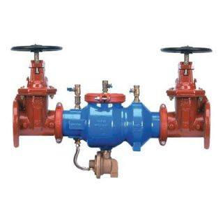 Zurn Wilkins - Zurn Wilkins 3-375A Backflow Preventer, 3 In, Epoxy Coated Lead Free -  - Backflow  - Big Frog Supply