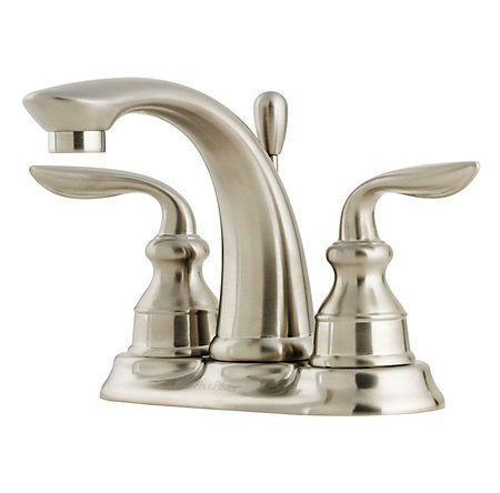 Pfister - Avalon Centerset Bath Faucet - Brushed Nickel - Bath  - Big Frog Supply - 2