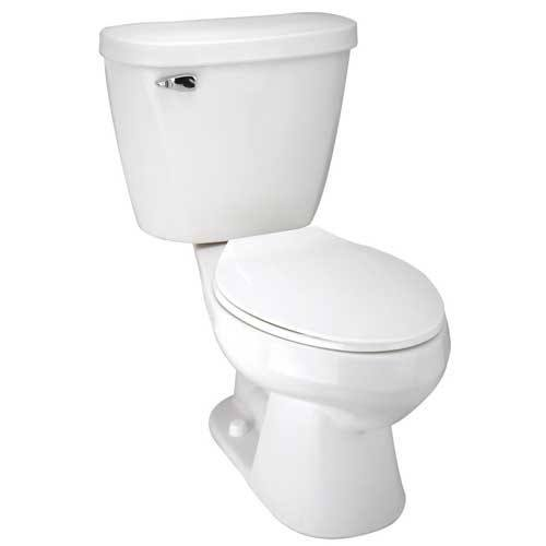 Mansfield Plumbing - Summit Elongated Bowl Only -  - Bath  - Big Frog Supply