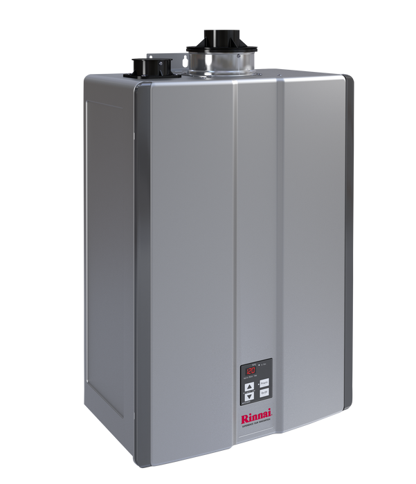Rinnai Sensei RU160iN Indoor Natural Gas Condensing Tankless Water Heater