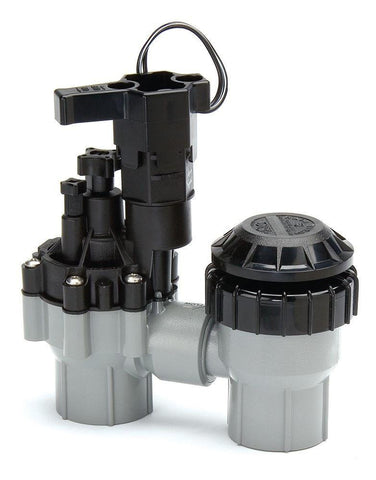 075ASVF - 3/4 in. Plastic Residential Anti-Siphon Irrigation Valve with Flow Control - 3/4 in. FPT Threads