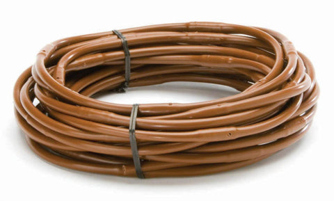 "Rain Bird - 1/4"" 0.8 GPH Landscape Dripline 12"" Spacing, 100 ft Coil"