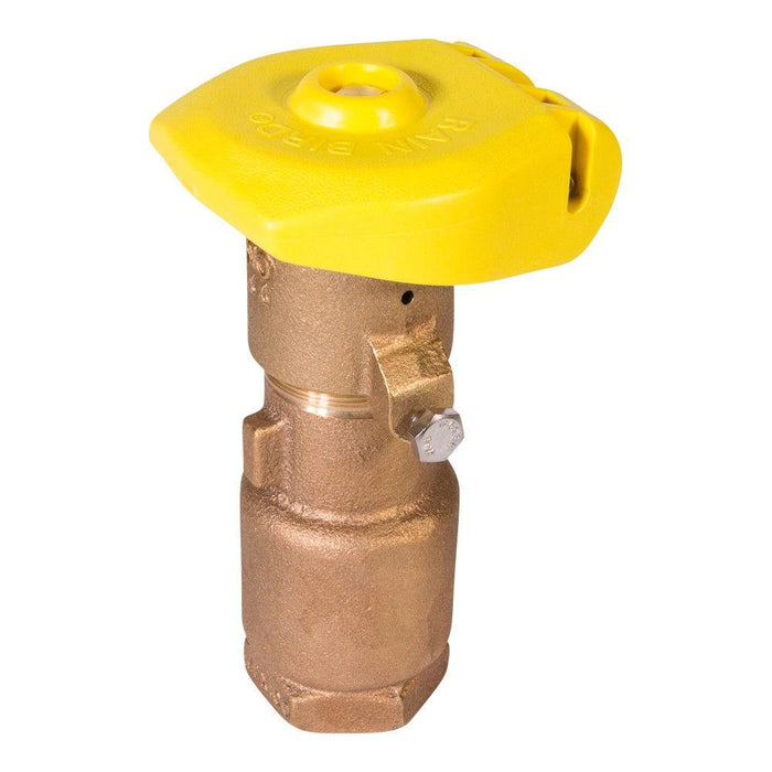 Rain Bird - 44LRC - 44 Model 1 in. Quick Coupling Valve with Locking Rubber Cover 2-Piece Body -  - Irrigation  - Big Frog Supply