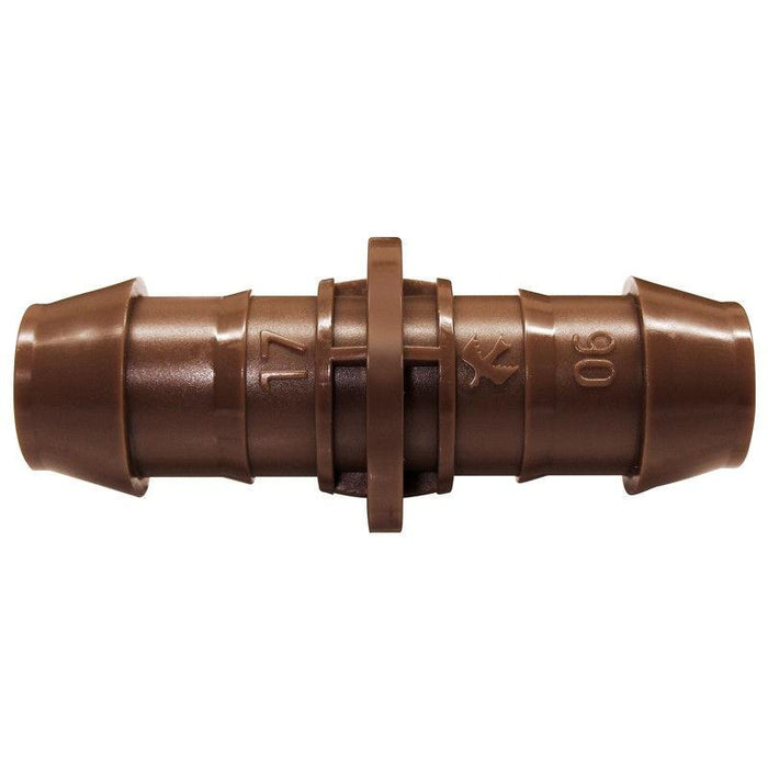 Rain Bird - BC50/4PK - 1/2 in. Barbed Drip Coupling - 4 Pack -  - Irrigation  - Big Frog Supply