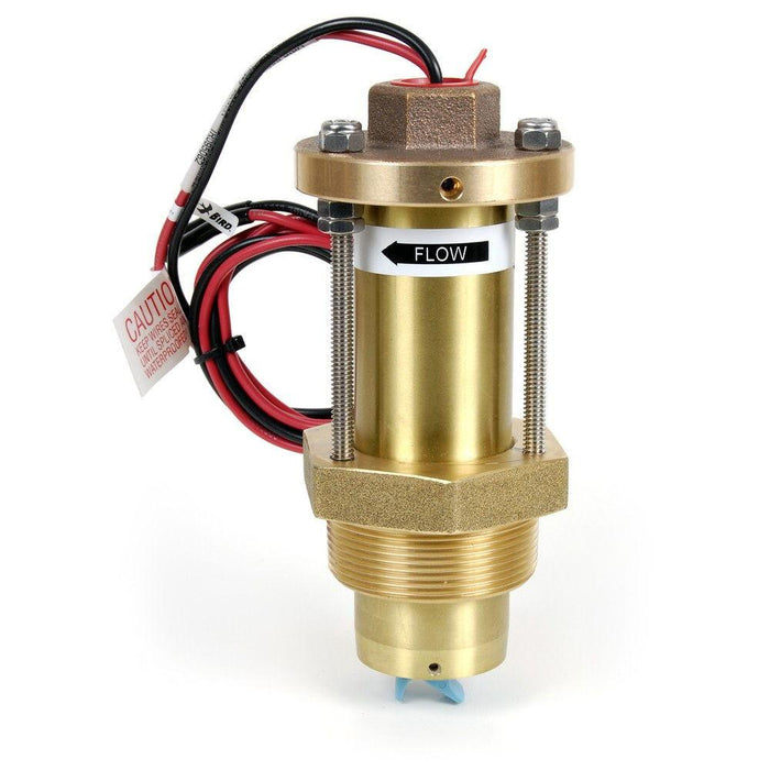 Rain Bird - FS350B - 3 1/2 in Brass Insert Type Flow Sensor -  - Irrigation  - Big Frog Supply