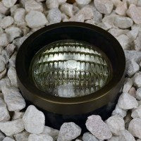 Unique Lighting Systems - Cardinal 12V In-Ground Light, No Lamp