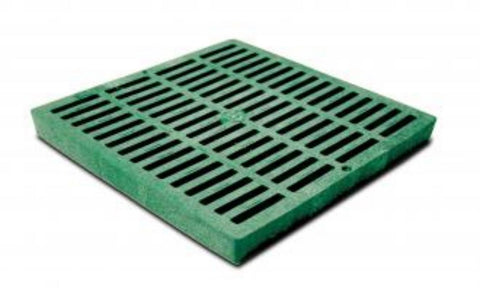 NDS - 12 x 12 inch Green Square Grates -  - Lawn and Garden  - Big Frog Supply