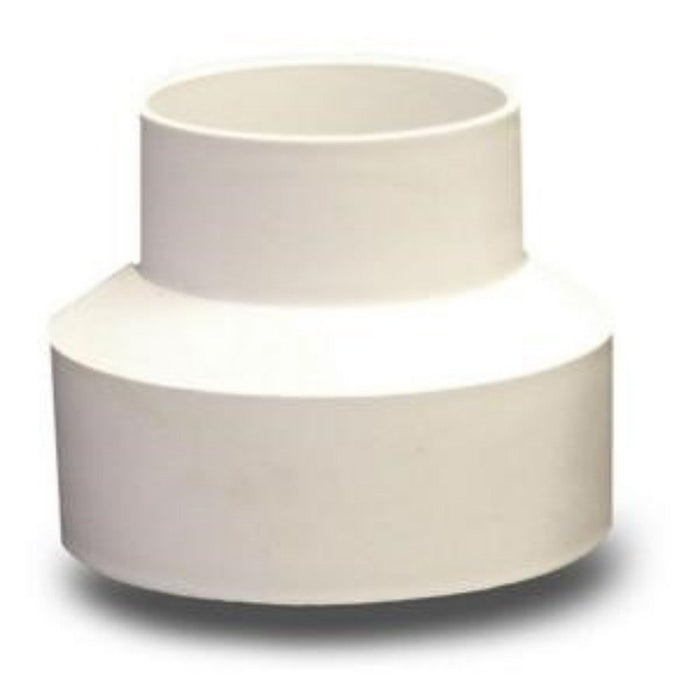 NDS - 4 In. x 3 Inch Solvent Weld Reducer PVC Coupling -  - Lawn and Garden  - Big Frog Supply
