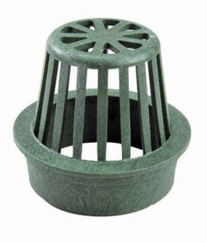 NDS - 4 Inch Green Atrium Grate -  - Lawn and Garden  - Big Frog Supply