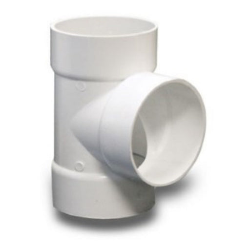 NDS - 4 inch Solvent Weld Tee PVC Fitting -  - Lawn and Garden  - Big Frog Supply