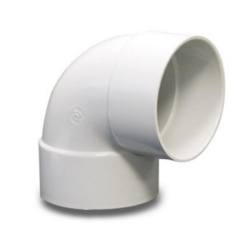 NDS - 6 Inch 90 Degree Solvent Weld PVC Elbow -  - Lawn and Garden  - Big Frog Supply