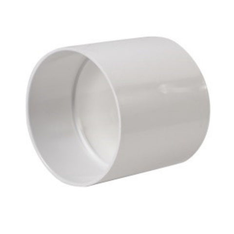 NDS - 6 Inch Solvent Weld PVC Coupling -  - Lawn and Garden  - Big Frog Supply