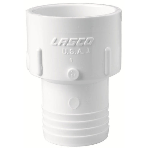 Lasco - Schedule 40 Insert x Slip Adapter -  - Lawn and Garden  - Big Frog Supply