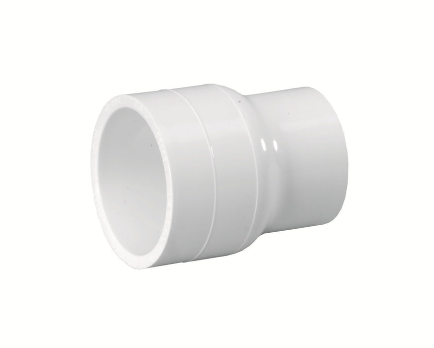 "Lasco - Schedule 40 Slip x Slip Reducer Coupling - 1-1/4"" X 1"" - Lawn and Garden  - Big Frog Supply"