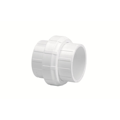 "Lasco - Schedule 40 Slip x Slip Union O-Ring Type - 1/2"" - Lawn and Garden  - Big Frog Supply"