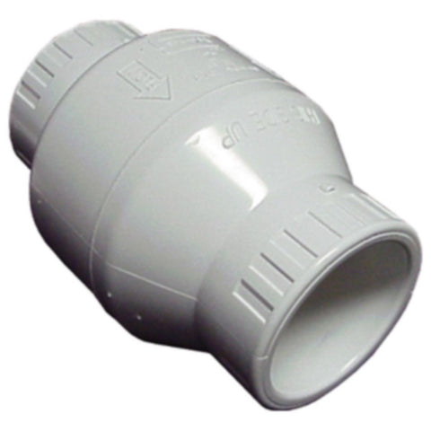 NDS - Swing Check Valve Slip x Slip -  - Lawn and Garden  - Big Frog Supply