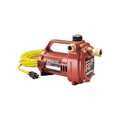 Liberty Pumps - 1/2 HP 115V Port Transfer Pump -  - Pumps  - Big Frog Supply