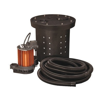Liberty Pumps - Crawl Space Sump Pump Kit -  - Pumps  - Big Frog Supply