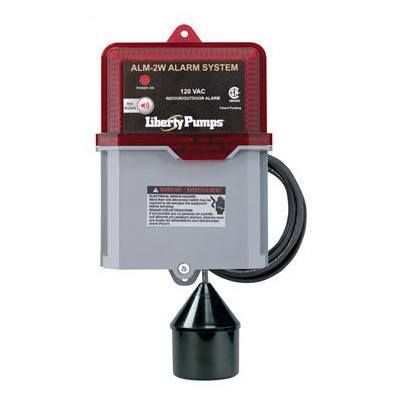 Liberty Pumps - Indoor/Outdoor High Liquid Level Alarm -  - Pumps  - Big Frog Supply