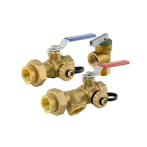 Jomar Valve - Jomar Tankless Water Heater Valves 810-504G -  - Mechanical  - Big Frog Supply