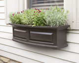 Mayne - Nantucket Window Box 4' - Green
