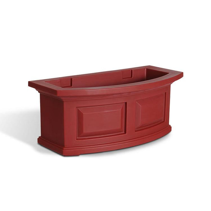 Nantucket Window Box 2FT Red