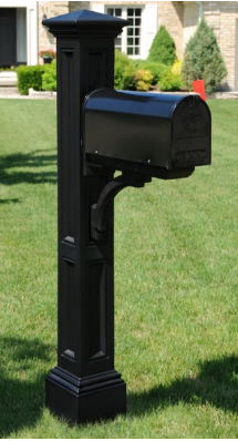Mayne - Charleston Mail Post - Black