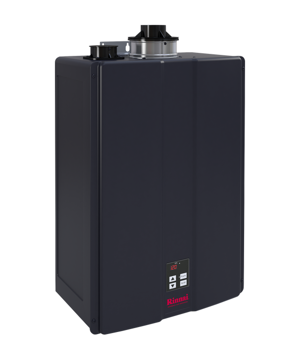 Rinnai Sensei CU160iN Indoor Natural Gas Commercial Condensing Tankless Water Heater