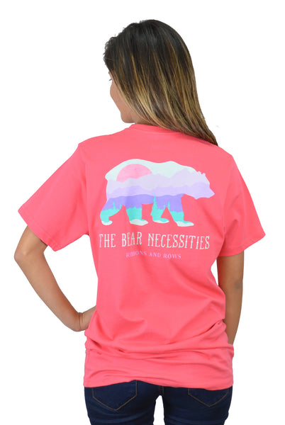 BEAR NECESSITIES in CORAL