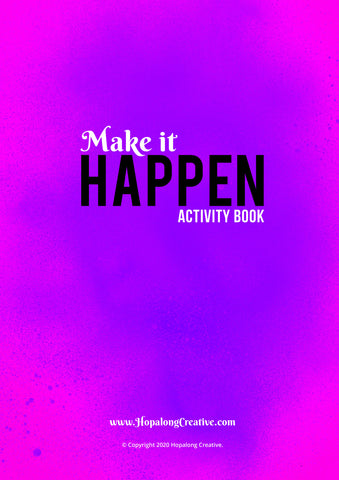 Make it Happen Activity Book (14pg)
