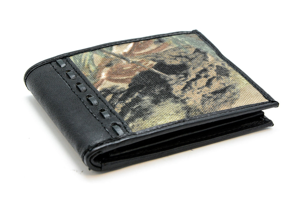 Realtree Fletcher Bi-Fold Wallet