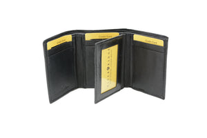 Leather Wallet Display Assortment