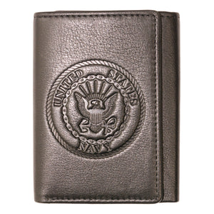 U.S. Navy Trifold Wallet (12pc case)