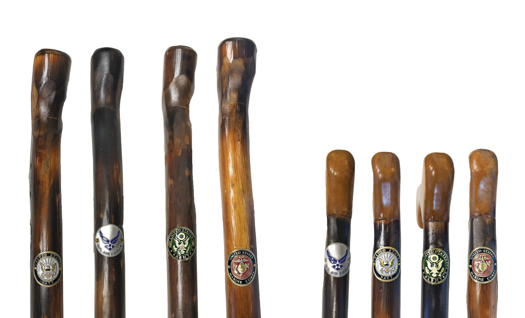 Military Walking Sticks & Canes
