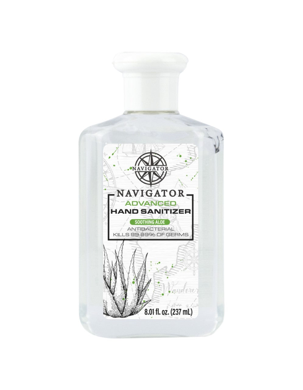 Hand Sanitizer (Ethyl Alcohol) 237mL