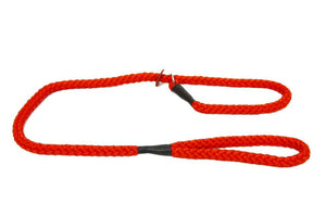 Red Rope Slip Lead