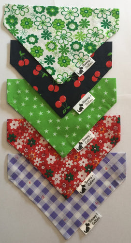 Small Bandana 5 Pack
