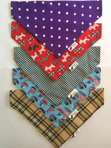 Large Bandana 5 Pack