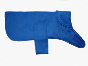 Royal Blue Waterproof Coat