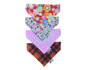 Fashion Mix Bandana 4 Pack