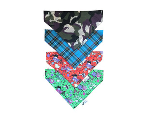 Super Dog Bandana 4 Pack
