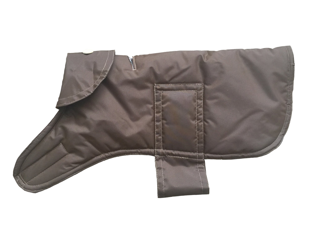 Brown Waterproof Coat