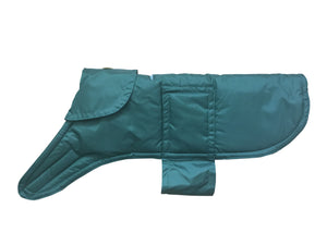 Green Waterproof Coat